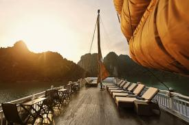 Halong Bay Paradise Luxury Cruises